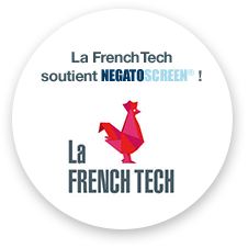 French Touch soutien Negatoscreen